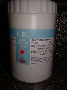 TR Thyroid T.Man