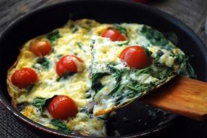 Śniadanie białkowo-tłuszczowe dieta niskowęglowodanowa